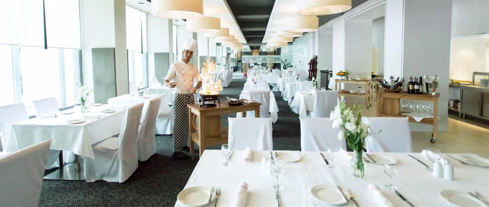 Restauracja Kuchnia Otwarta Hotel Park Inn By Radisson K